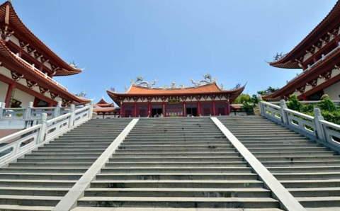 湄洲島天后宮湄洲祖廟